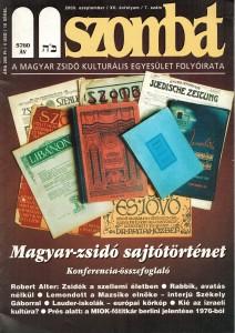 2000. szeptemberi szám