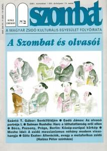 2001. novemberi szám
