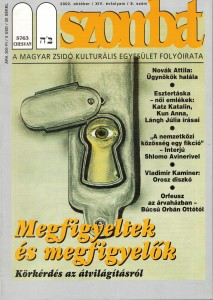 2002. októberi szám