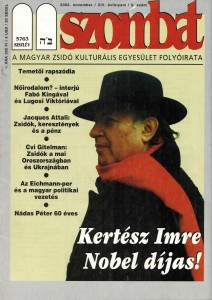 2002. novemberi szám