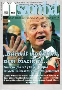 2003. májusi szám