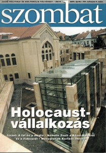 2004. áprilisi szám