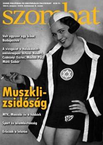 Muszklizsidók – megjelent a Szombat májusi száma