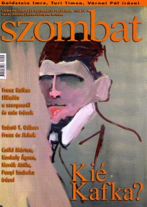 90 éve halt meg Franz Kafka