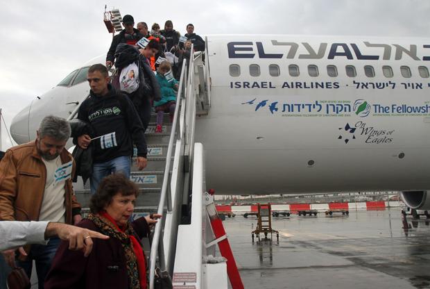 Izrael: 900 alijázó márciusban – a koronavírus dacára
