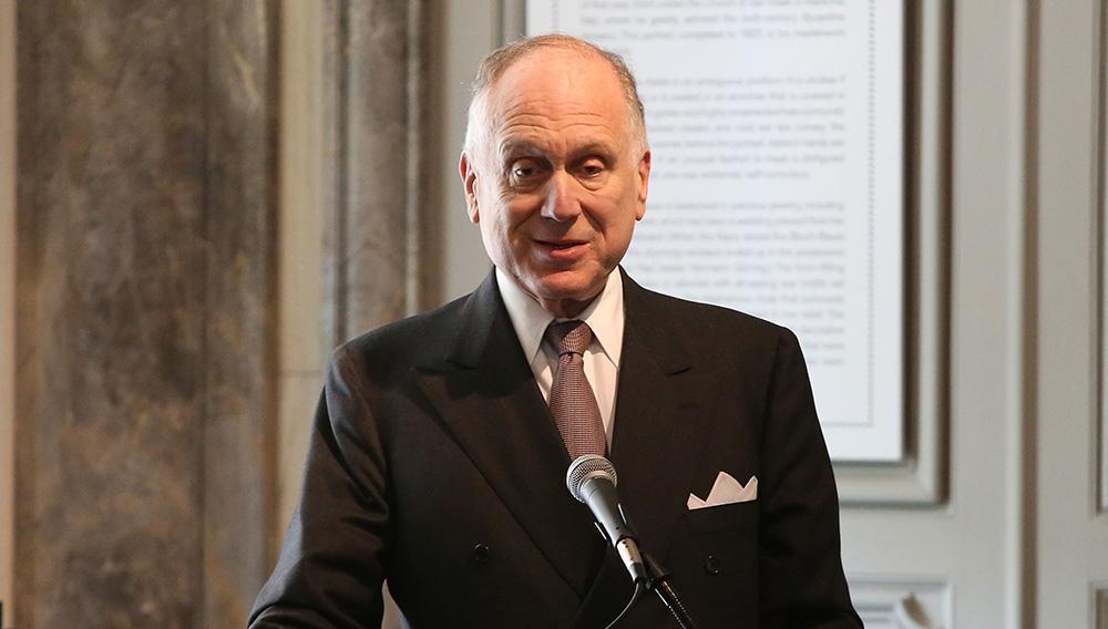 Lauder 25 millió dollárt szánt az amerikai politikai antiszemitizmus megfékezésére