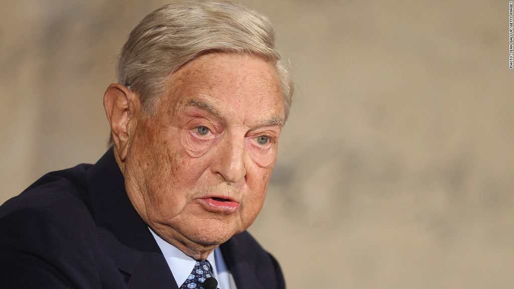 Soros György 1 millió eurót adományoz Budapestnek a koronavírus ellen