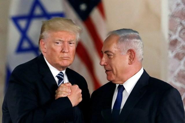 Mindenki támadja Trumpot, amiért nem tekinti tövénytelennek a Nyugati Part zsidó településeit