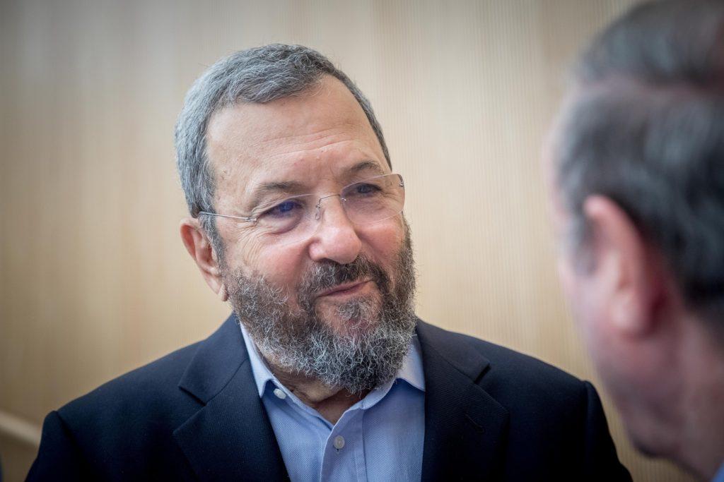 Izrael: Ehud Barak, volt miniszterelnök új mozgalmával indul a választáson