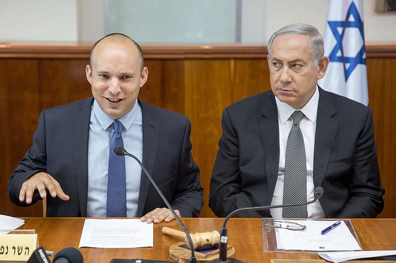 Netanjahu az Új Jobboldalt vezető Naftali Bennetet nevezte ki védelmi miniszternek