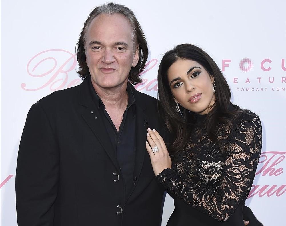 Megszületett Quentin Tarantino fia