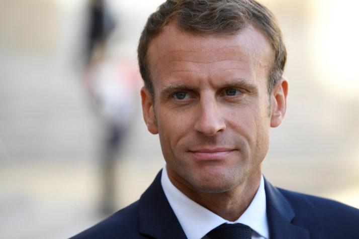 Macron: Nem engedhetünk az antiszemitizmus tűrhetetlen növekedésének