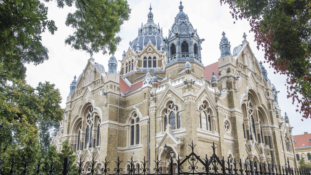 Elhalasztják a Szegedi Zsidó Fesztivált