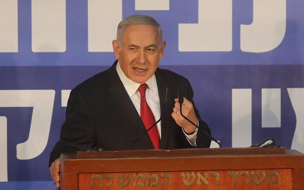 Kampányfinis: Netanjahu megígérte a nyugati part összes zsidó telepének annektálását
