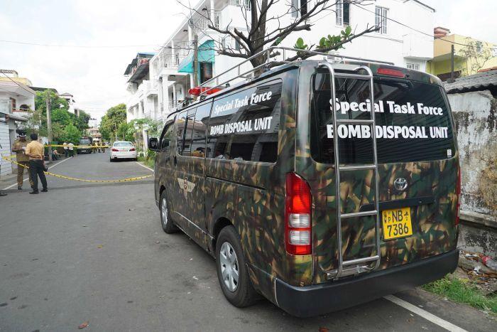 Srí Lanka: saját gyermekeivel együtt robbantotta fel magát a terrorista felesége