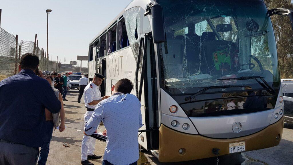 Pokolgépes merénylet Egyiptomban