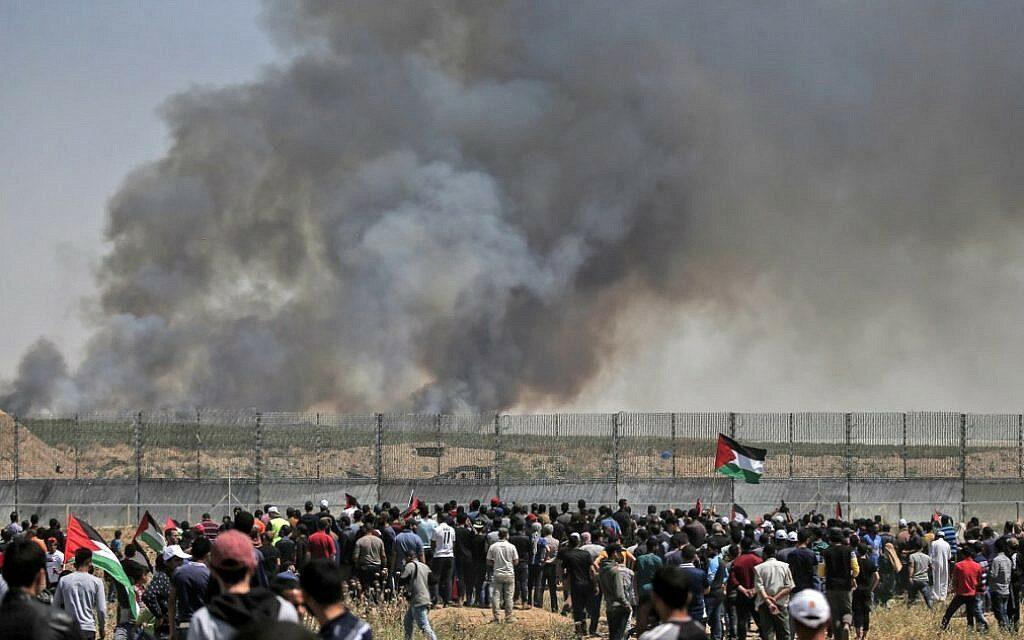 Izrael és a Hamasz féléves tűzszünetben állapodott meg