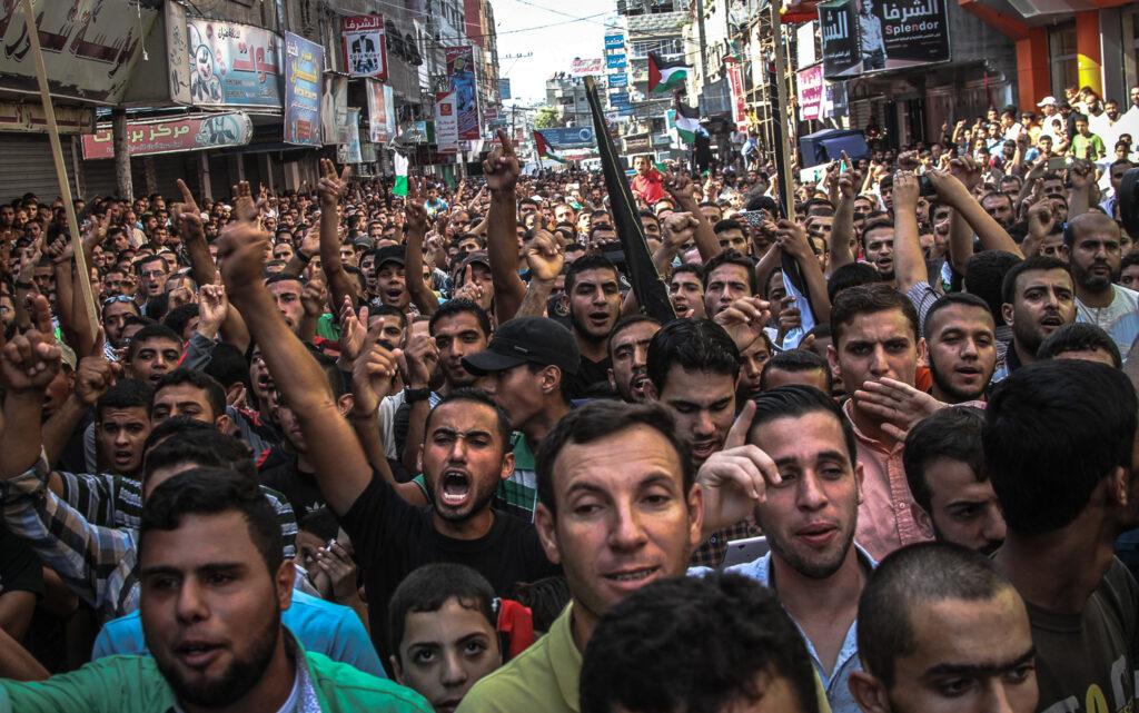 31 milliárd forintnyi adományt gyűjtöttek a palesztinoknak