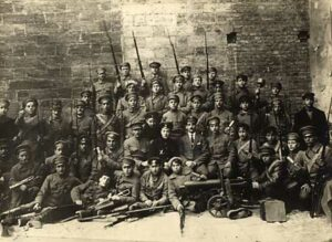 Zsidó önvédelem az orosz polgárháborúban, 1917-1922