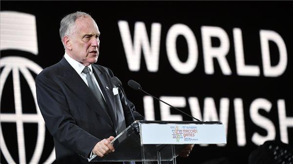 Amerikai zsidó vezetők köszöntötték Bident