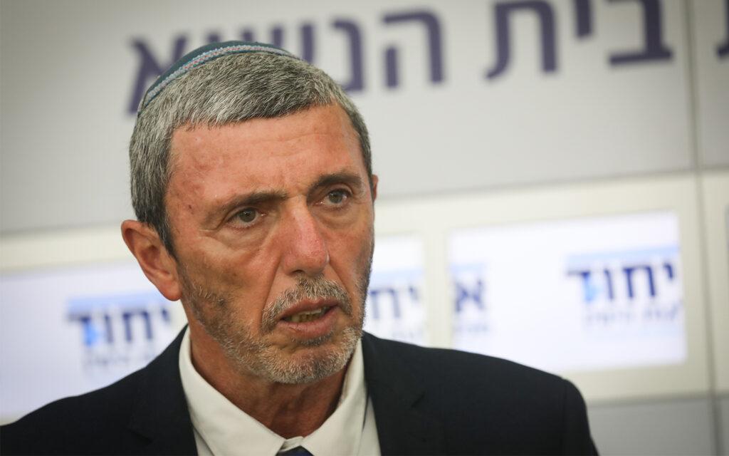 """Izrael: dühödt reakciók a """"melegek átneveléséről"""" szóló nyilatkozatra"""
