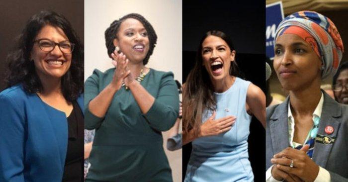 Trump párbaja a progresszív képviselőnőkkel