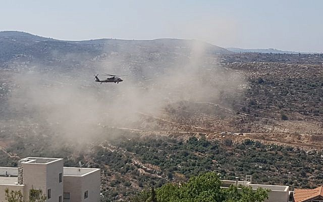 Terrorista támadás egy izraeli kiránduló család ellen