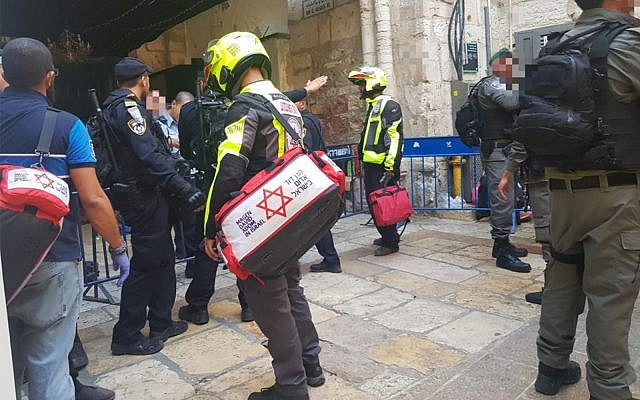 Tizenéves terroristák késeltek Jeruzsálemben