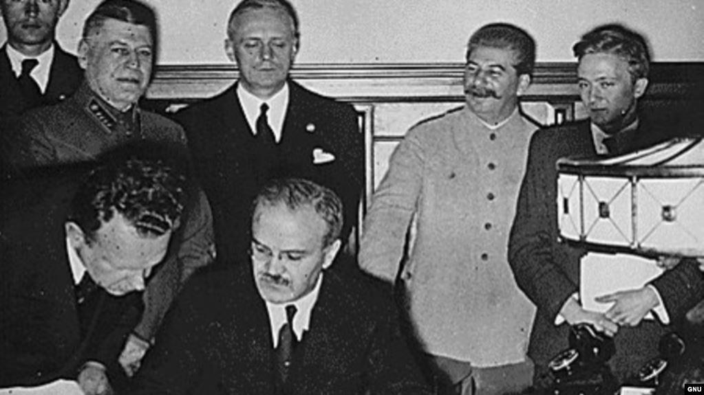 80 éve írták alá a szovjet-német megnemtámadási paktumot