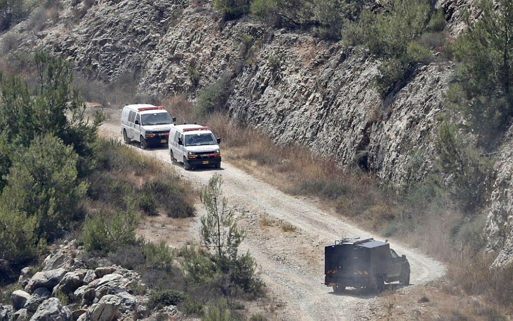 Meghalt a ma reggeli terrortámadás egyik izraeli áldozata