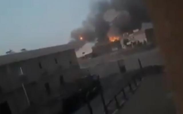 Izraeli támadások orosz és amerikai jóváhagyással