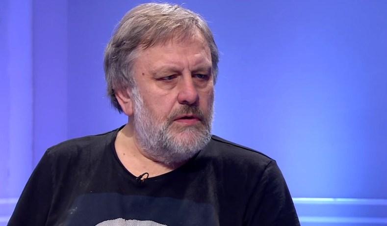 Slavoj Žižek: Félelmetesek a Demeter Szilárd botrányos cikkéből levonható következtetések