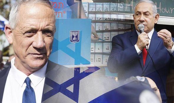 A Likud és a Kék-fehér is a vereség rémképével mozgósítja szavazóit