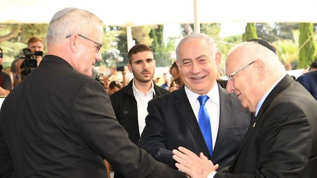 A Kék-fehér 1-ről 2-re növelte mandátumelőnyét – Netanjahu egységkormányra hívott fel
