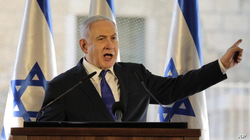 Netanjahu: Izrael joga, hogy annektálja a Jordán-völgyét
