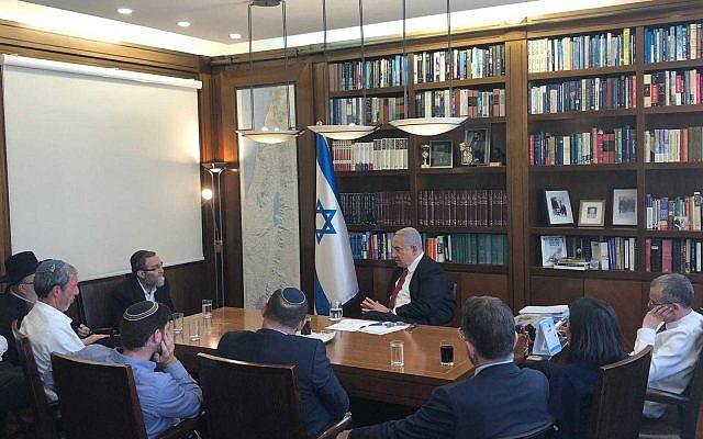 Netanjahu: Nem szabad, hogy anticionista arab pártokra támaszkodó kormány jöjjön létre