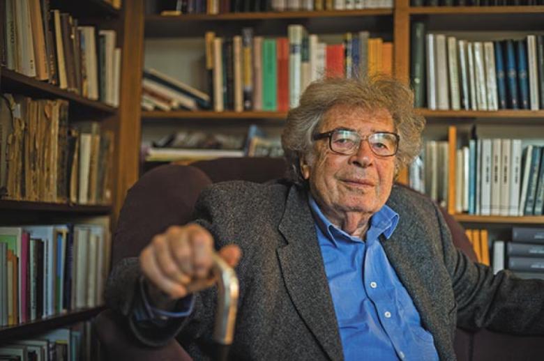 Emlékcsokor Konrád Györgynek