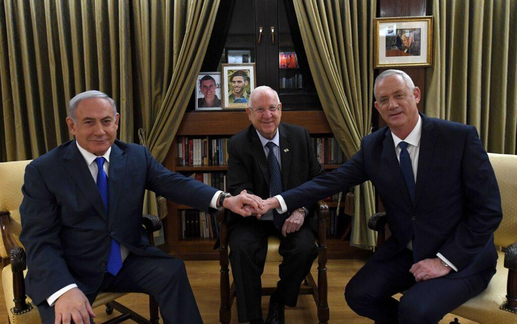 Gantz és Netanjahu megegyeztek: elkezdik a nagykoalíciós tárgyalásokat