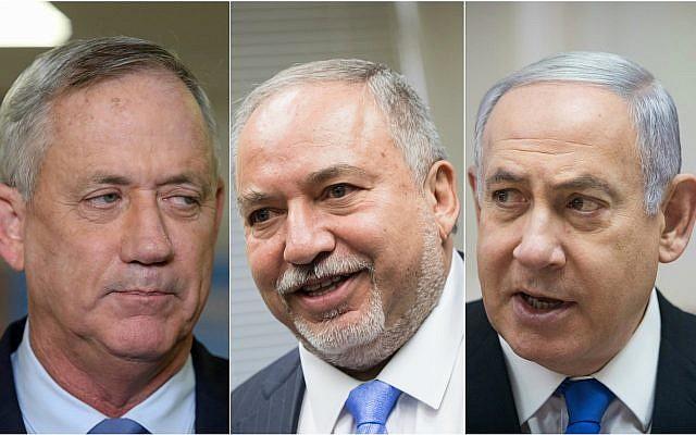 Liberman senkit nem támogat – új választások várnak Izraelre
