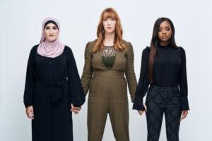 Belharcok egy feminista szervezetben az antiszemitizmus körül