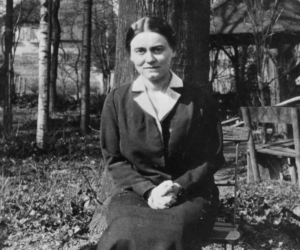 Edith Stein, a katolikus egyház zsidó szentje