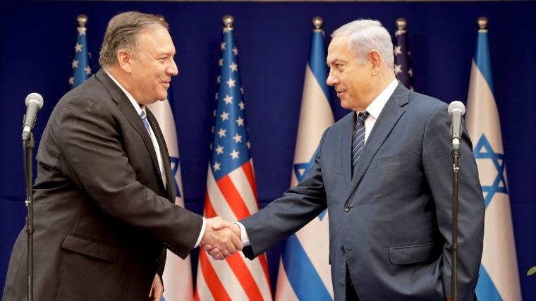 Amerikai-izraeli mosolydiplomácia, a háttérben izraeli aggodalmakkal