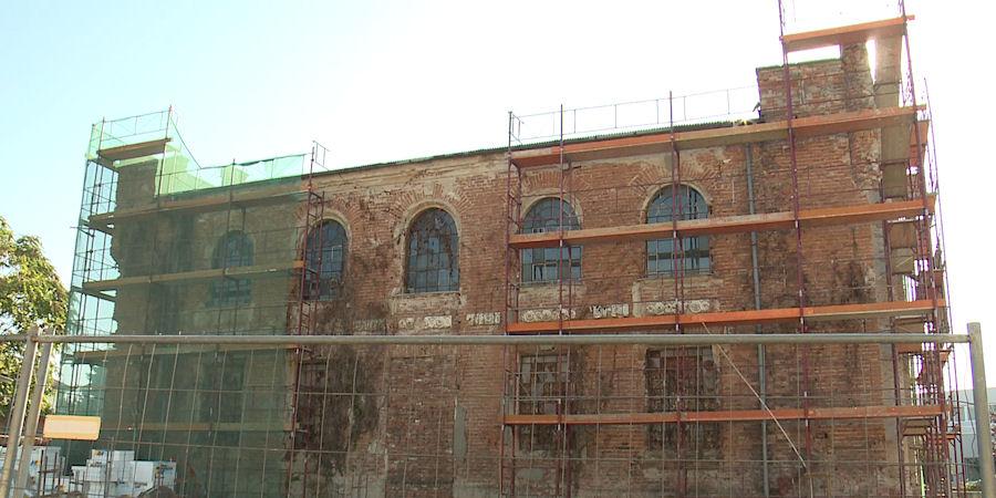 Felújítják Berettyóújfalu zsinagógáját – kultúrközpont lesz belőle