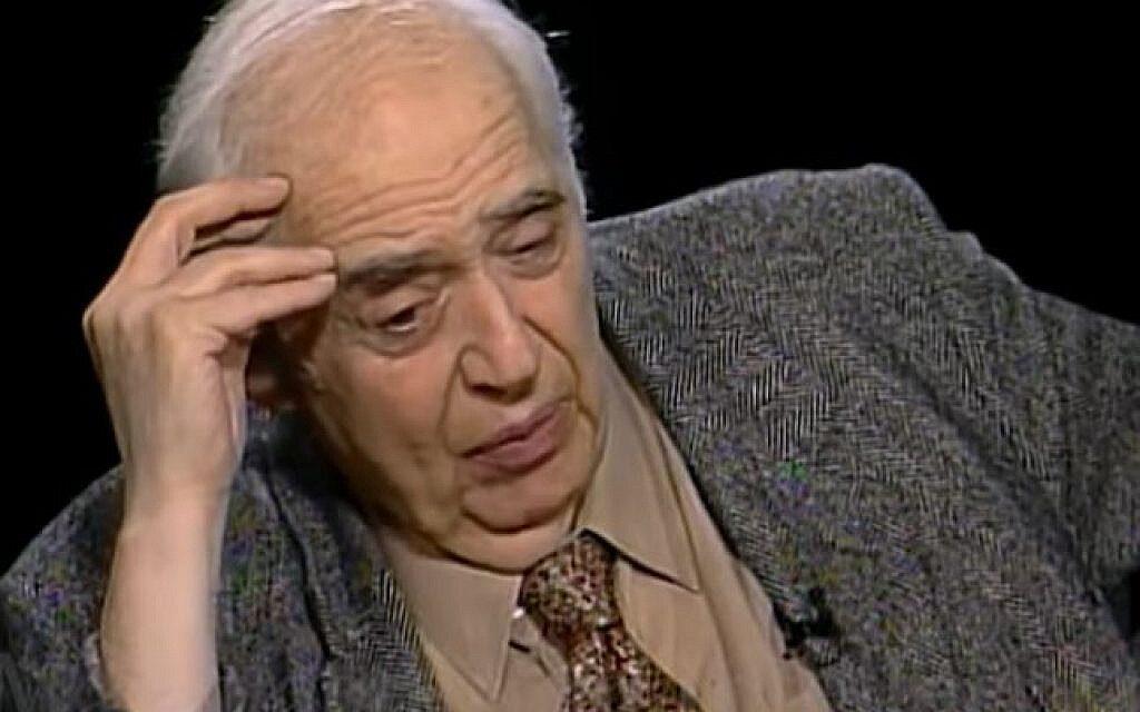 Meghalt Harold Bloom, kánonteremtő amerikai zsidó irodalmár