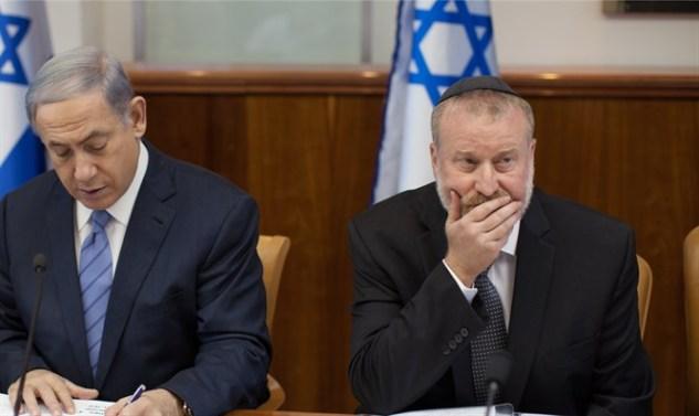 Az izraeli államügyész vádat emel Netanjahu ellen
