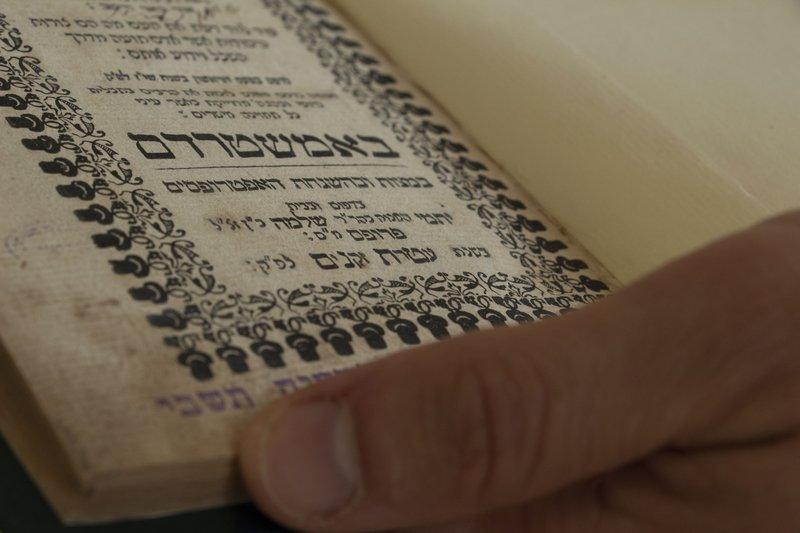 A zsidó kultúra 120 ezer kötete kerül az internetre az Izraeli Nemzeti Könyvtárból
