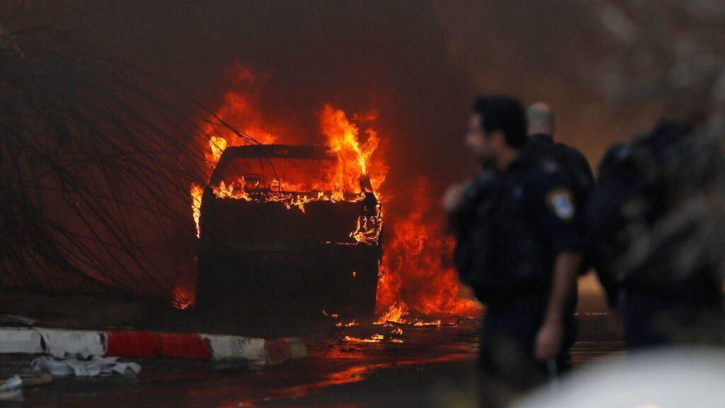 Izrael: Többnapos rakétaháborúra számítanak