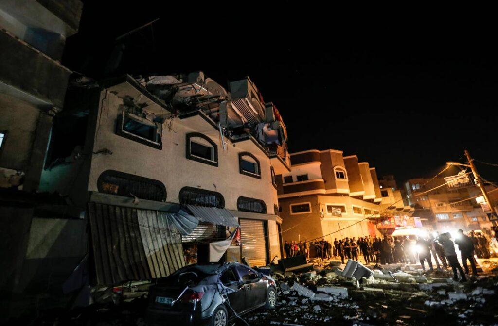 Háborús készültség Izraelben: Az Iszlám Dzsihad gázai vezetőjével számolt le a hadsereg
