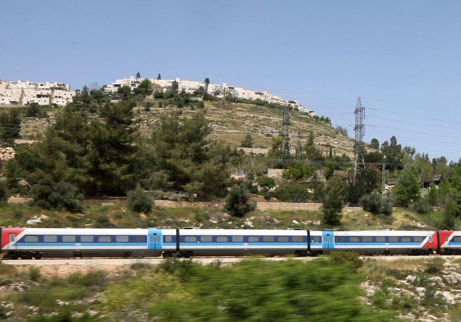 December 21-én indul a Jeruzsálem-Tel Aviv gyorsvasút