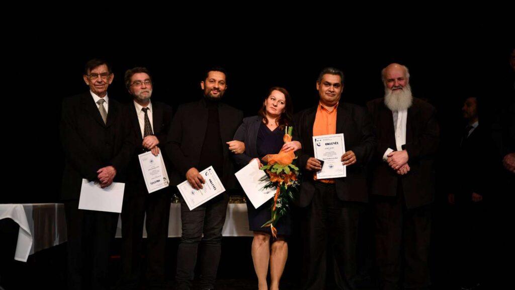 Wallenberg-díjátadás